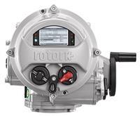 Rotork IQT Range - Part-Turn Intelligent Electric Valve Actuator