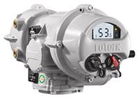 Rotork IQTM Range - Part-Turn Intelligent Electric Modulating Actuator