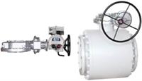 Rotork IW Range - Quarter-Turn Worm Gear Operator