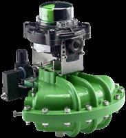 Rotork K-Tork Range - Pneumatic Valve Actuator