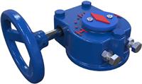 Rotork QTW150 - Quarter-Turn Worm Gearbox