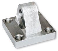Eye Bracket - Stainless Steel Attachment, Cylinder Accessory