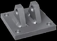 Clevis Bracket - Metric Attachment, Cylinder Accessories