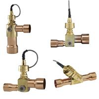 Electric Expansion Valve - SEH (I) Series