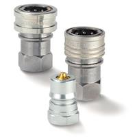 Hydraulic Quick Coupling with ISO B Profile, Series IB