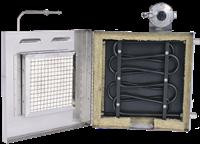 IPG Series Instrument Gas Preheater