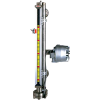 FM-1700 Series Metal Tube Level Gauge