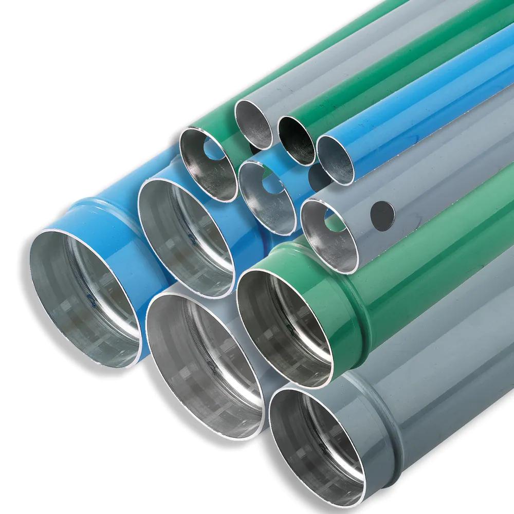 Transair® Rigid Aluminum Pipe
