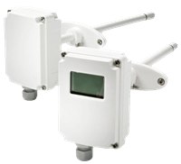 Humidity & Temperature Transmitter Series HMD/W80