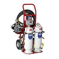 5GPM MXP5E Superdri® Handcart Filter System
