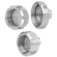 Model 990.18, 990.19, 990.20, 990.21 Diaphragm Seal with Sterile Connection