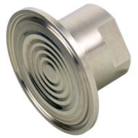 Model 990.22, 990.52, 990.53 Diaphragm Seal with Sterile Connection