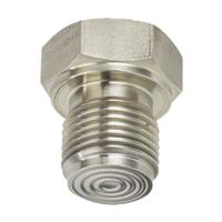 Model 990.36 Threaded Process Connection Small Diaphragm Seal