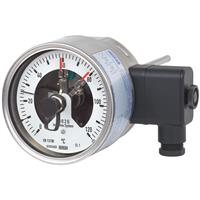 Bimetal Thermometer with Switch Contacts - 55-8xx