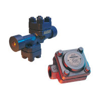 Yarway Process Thermodynamic Steam Traps