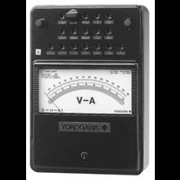 2012 Portable DC Ammeter & Voltmeter