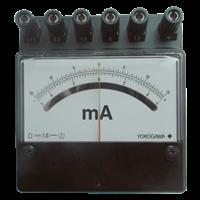 2051 Miniature Portable Ammeter & Voltmeter