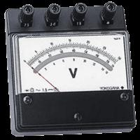 2052 Miniature Portable Ammeter & Voltmeter