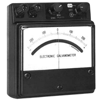 2707 Electronic Galvanometer