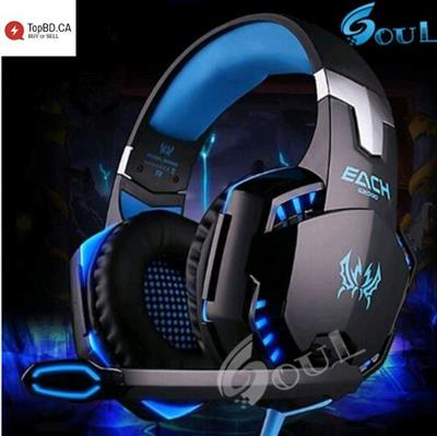 Illuminated game e-sports Headset diamond Headset Headset