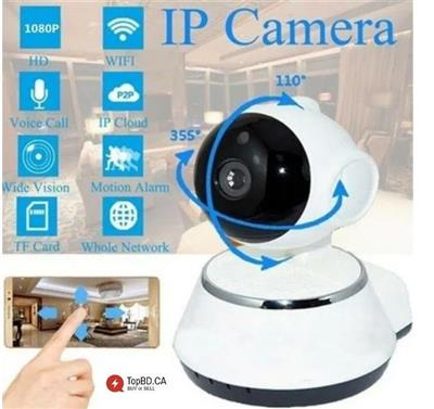 WiFi IP Camera Multifunctional 720P 1080P IP Camera Motion Detection Wireless Wifi Camera