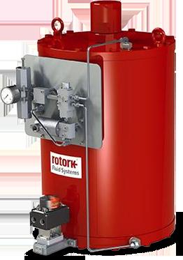 Rotork CQ Range - Compact Actuator